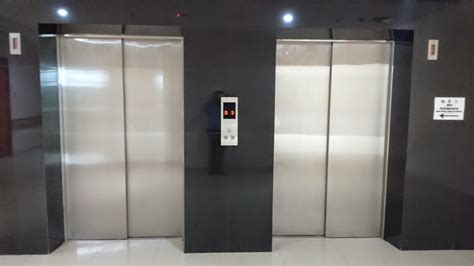 Lift Penumpang Gedung mekanikal elektrikal gedung lift elevator