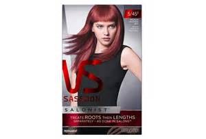 vs hair color vidal sassoon salonist hair color p g everyday