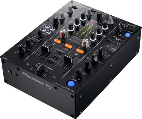 Pioneer Dj Giveaway - pioneer dj unveils nxs inspired djm 450 2 channel mixer