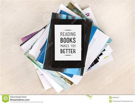 read better reading books makes you better stock photography image