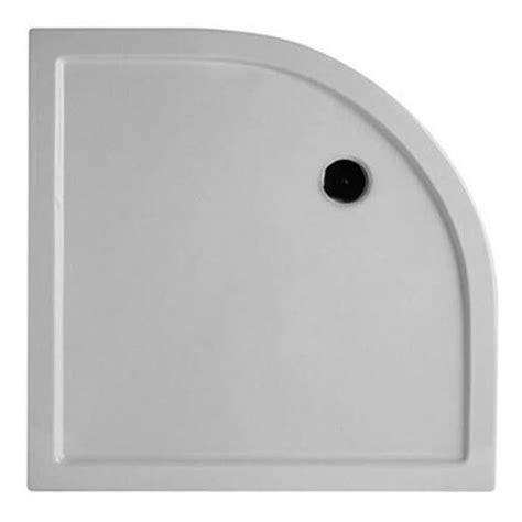 piatto doccia 90x90 piatto doccia in ceramica con angolo tondo san marco