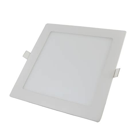 Square Recessed Led Lighting by Mengsled Mengs 174 18w Square Led Recessed Ceiling Panel