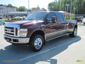 Ford F450 Dually For Sale 2008 Ford F450 Duty King Ranch Crew Cab 4x4 Dually