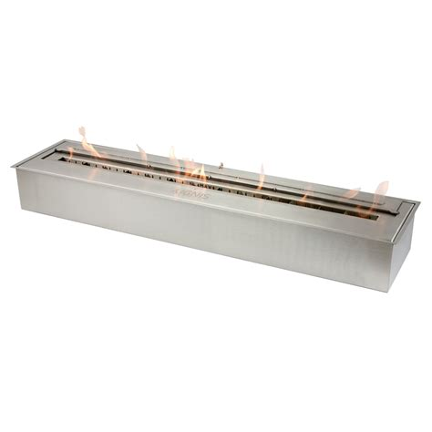 Ethanol Fireplace Burner by Ignis Products Fpb36 Ethanol Fireplace Burner Insert