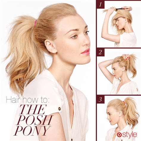hiw ti wear a pony tail with hair extensions 27 tips and tricks to get the perfect ponytail