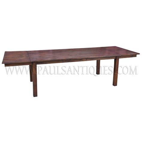 extendable teak dining table custom reclaimed teak extendable dining table