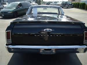 Tonneau Cover For 1966 El Camino 1966 Chevrolet El Camino
