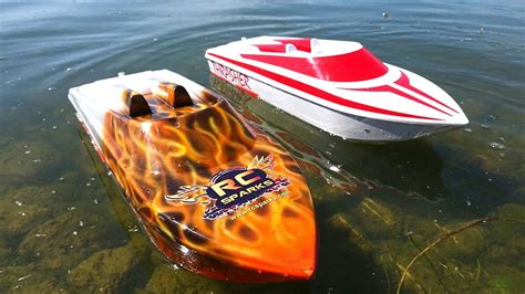 new jet boats rc adventures new captains thrasher jet boats on 5s