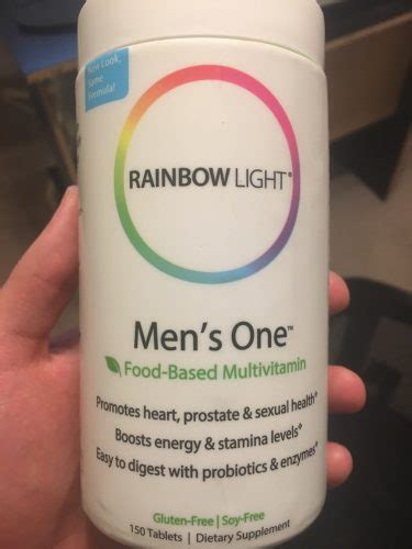 rainbow light s one review rainbow light s one review best multivitamin for