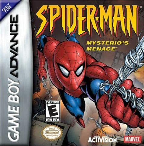 emuparadise spiderman spider man mysterio s menace u mode7 rom