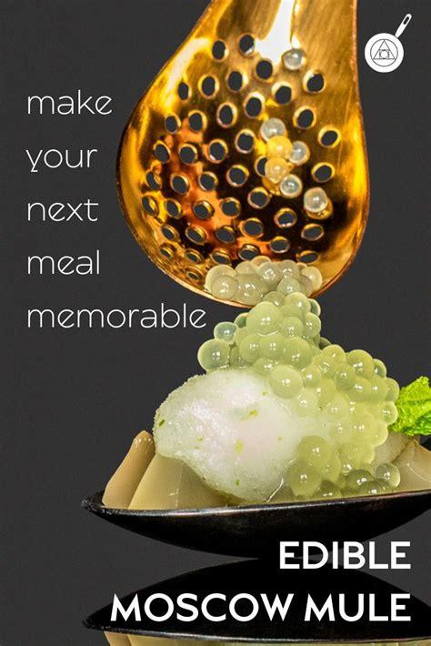 secret  calcium salts molecular gastronomy food