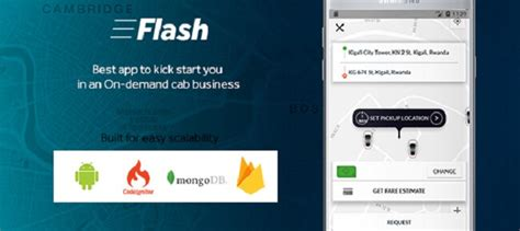 Buy Flash Taxi Taxi App Like Uber Source Code Sell My App Uber Like App Template