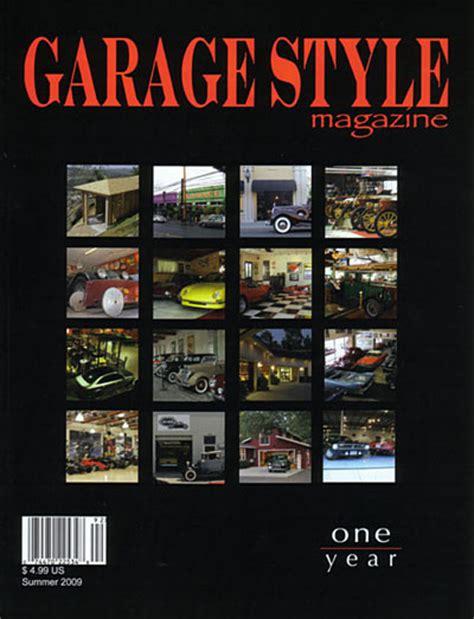 Garage Style Magazine by Garage Style Magazine Automotive Artwork By Greg