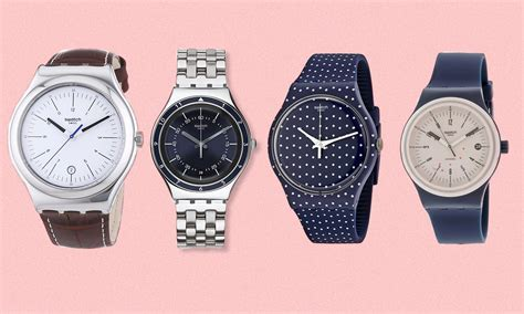 top 5 reasons to buy swatch watches overstock