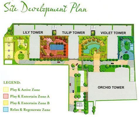 Market Floor Plan smdc grace residences taguig city condo for sale