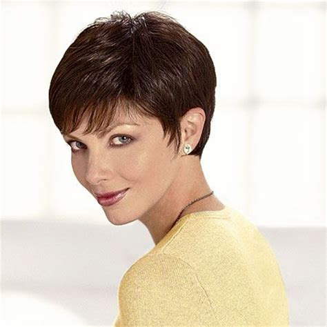 Short Hairstyles For Women Over 70 Years Old | wigs for 70 year old woman short hairstyle 2013