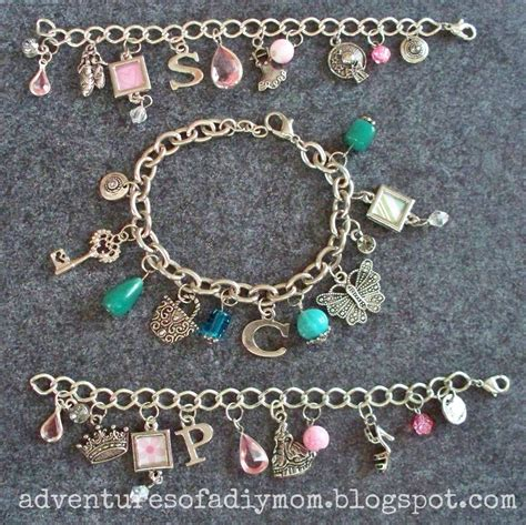 Pearl Jewelry Making Supplies - how to make charm bracelets adventures of a diy mom