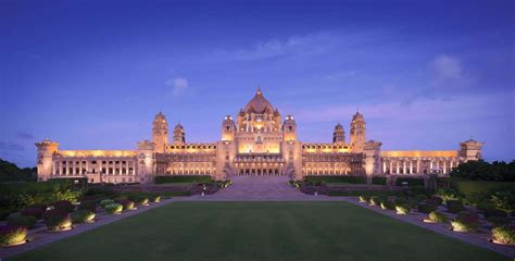 best hotels tripadvisor umaid bhawan palace jodhpur named world s best hotel by