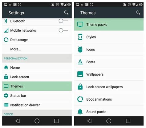theme editor cyanogenmod how to get android l on the nexus 5 with cyanogenmod
