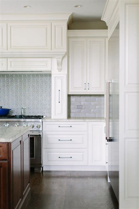 White Stained Kitchen Cabinets by White Cabinets With Wood Floors Wood Floors