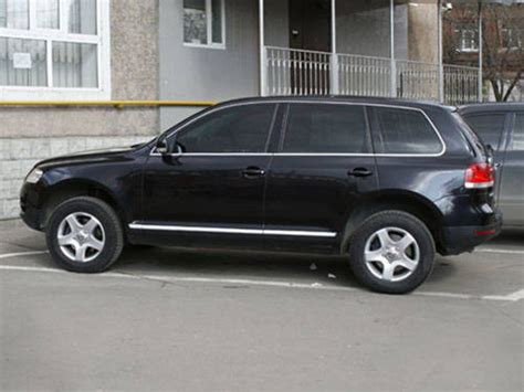 2005 Volkswagen Touareg by Used 2005 Volkswagen Touareg Pictures