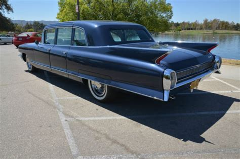1962 Cadillac Limo by 1962 Cadillac Fleetwood Factory Limo 62 Series Quot Show Car