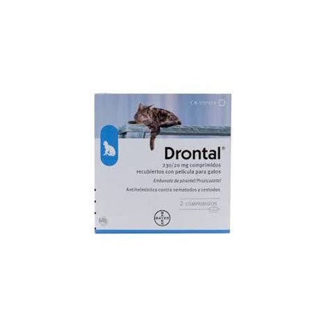 Bayer Drontal 1 Tablet katzen drontal tabletten 2 bayer parafarmacia