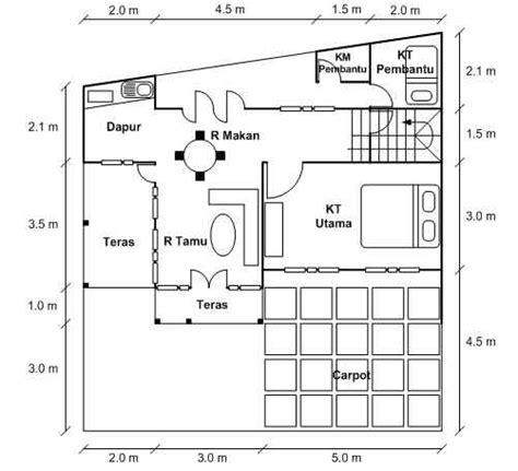 layout ruang data center akan tetapi menyatu dengan ruang makan 5 kamar tidur 3 x