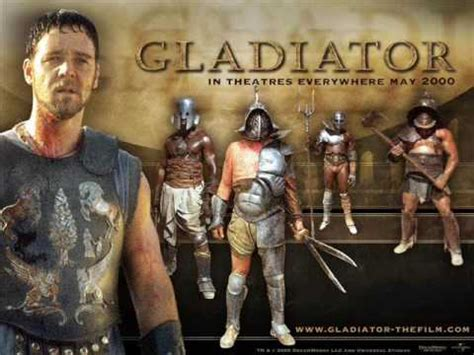 music film gladiator youtube gladiator soundtrack quot to zucchabar quot youtube