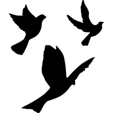 imagenes de palomas blancas grandes grupo de palomas volando descargar iconos gratis