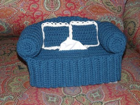 crochet sofa cover patterns 17 best images about crochet tissue box covers on