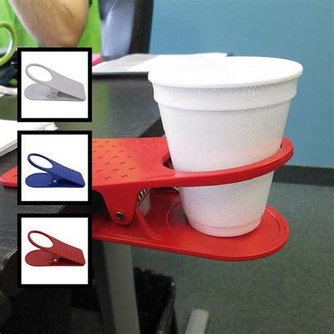 desk clip cup holder only 2 95