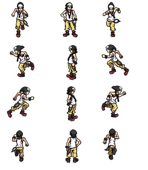 Note1 By Mikay Shop rpg maker vx ace sprite sheet beat by twewy1 on deviantart