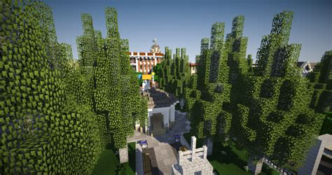 Forum Credit Union Greenfield Memorial Union Park Greenfield Minecraft Project