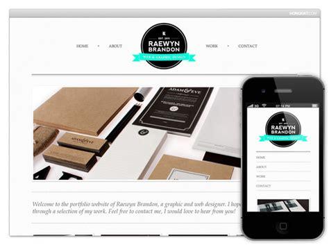 design inspiration responsive 30 responsive portfolios for your inspiration hongkiat
