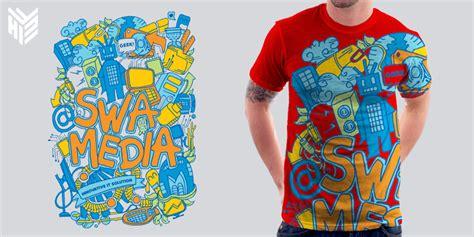 Kaos Paling Keren Di Tees cipockcloth mock up t shirt