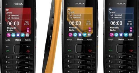 Hp Nokia Android 2 Kartu spesifikasi dan harga hp nokia x2 02 setiawan berbagi