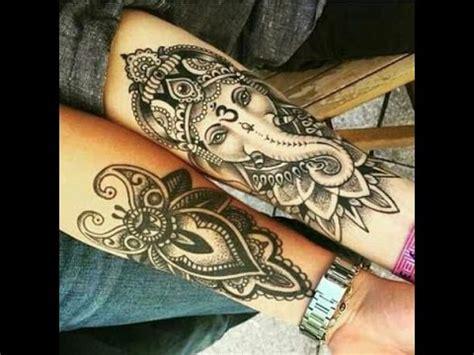 tattoo of ganesh ji ganpati special temporary ganesh ji tattoo youtube