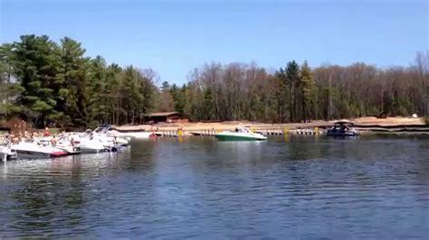 higgins lake boat launches south higgins lake state park michigan classicrv net