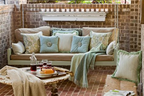 porch couch porch furniture and accessories hgtv