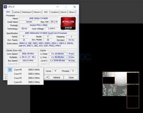 Harga Turbo Overdrive overclocking amd athlon x4 860k dengan amd overdrive part