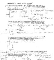 Vectors And Projectiles Worksheet Answers by Worksheet Projectile Motion Worksheet Caytailoc Free
