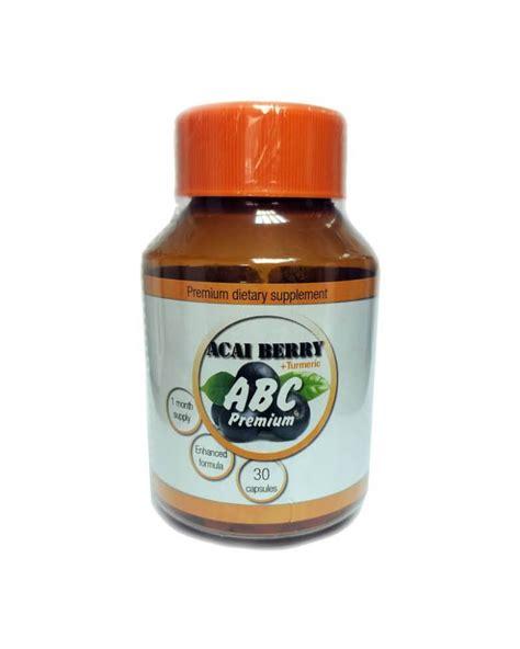 Acaibery Abc abc acai berry premium