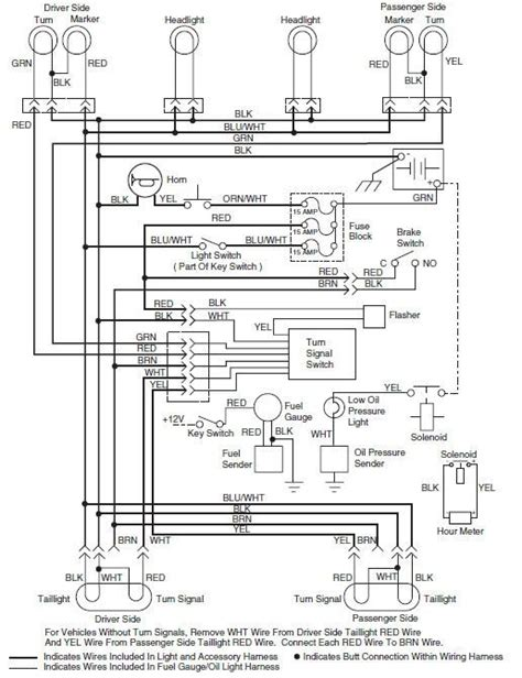 ez go workhorse wiring diagram wiring diagram and