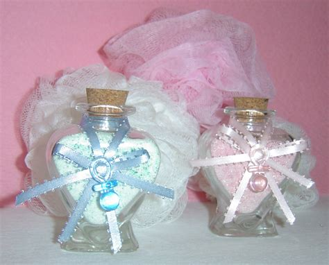 Handmade Favors - baby shower baby shower favors