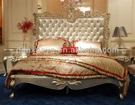 turkish furniture bedroom luxury solid wood carved antique king size cheap furniture