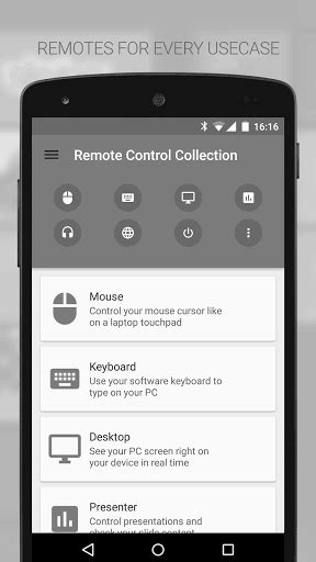 Mouse & Keyboard Remote APK Download For Android