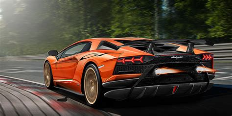 Lamborghini working on the next Aventador evolution   the