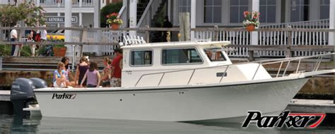 parker boats employment all inventory moose landing marina