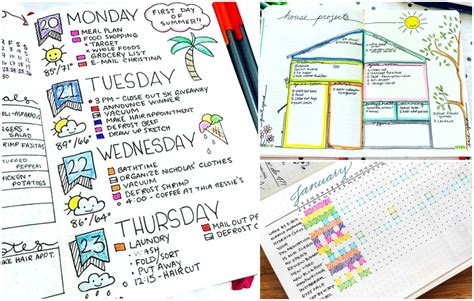 bullet journal ideas 9 bullet journal ideas that ll organize your entire life